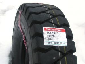 Шина пневматическая 6.50-10 Bridgestone